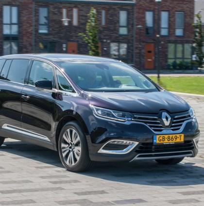 Noblesse oblige: Renault Espace