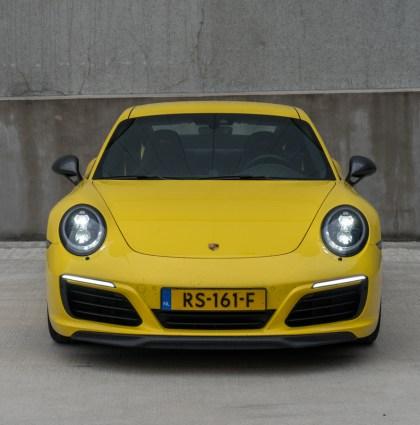 Leve de evolutie: Porsche 911 Carrera T