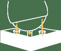 Dermation-ROLLER WTŁOCZENIE KOKTAJLU