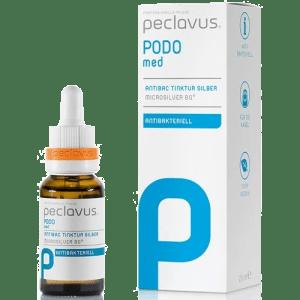 Peclavus R PODOmed tynktura AntiBAC z mikrosrebrem