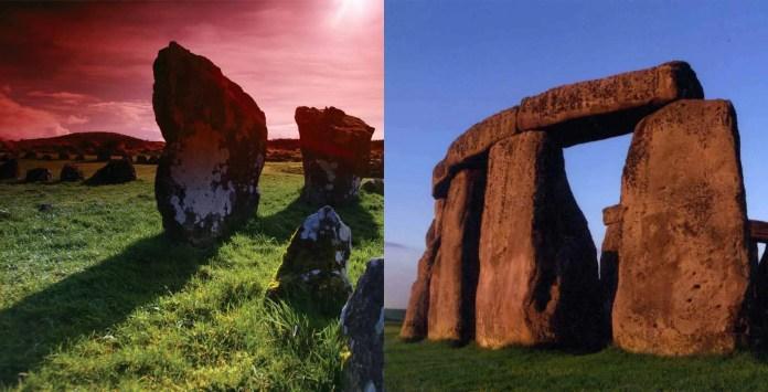 Beaghmore stones - Stonehenge