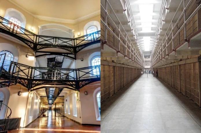 Crumlin Rd Gaol - Alcatraz Prison