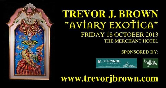 Trevor J Brown