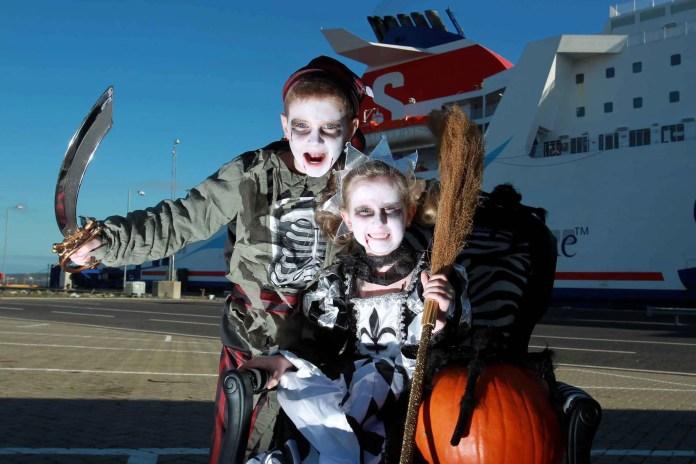 Stena Line Halloween pic 1