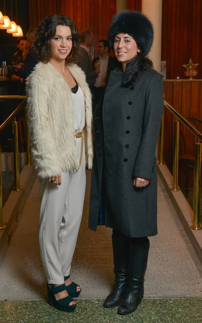 Caroline Graham and Annaliza Jennings