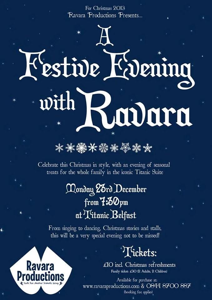 Festive Evening Final Poster
