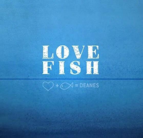 Love Fish Michael Deane