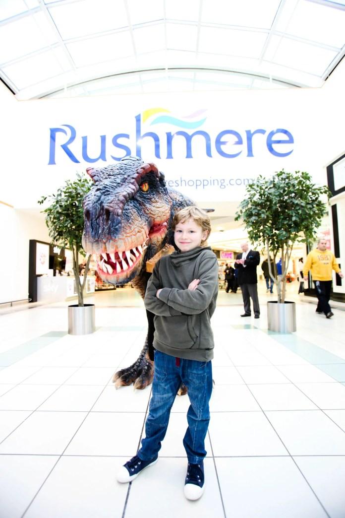 Rushmere dinosaur