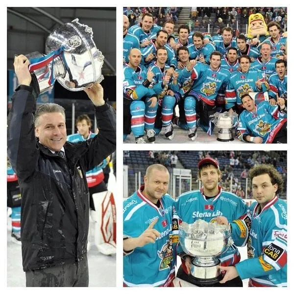 Belfast Giants Awards night