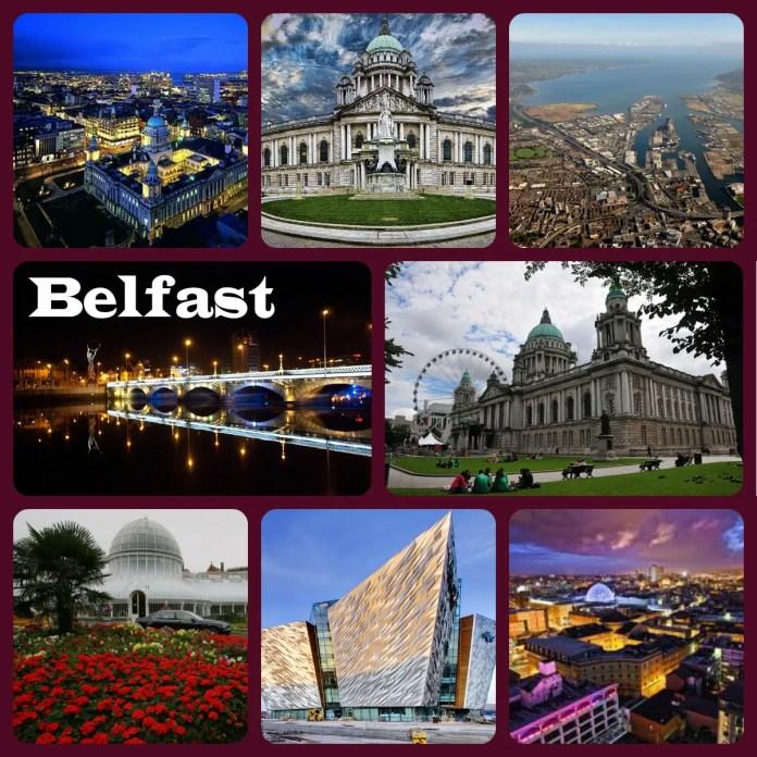 48 hours in Belfast