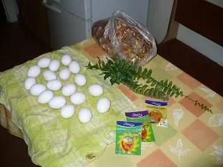 making easter eggs 1