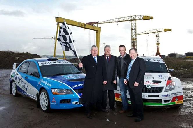 TITANIC-SUPER-SPECIAL-STAGE-TO-LAUNCH-2012-DONNELLY-GROUP-CIRCUIT-OF-IRELAND-RALLY