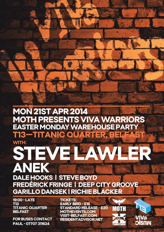 Steve Lawlor Titanic T13