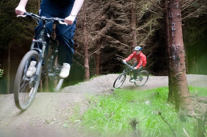 Blessingbourne Bike Trail