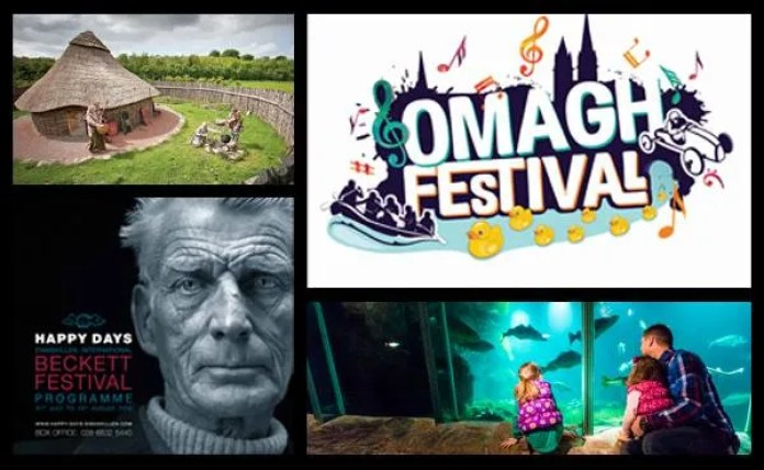 things to do in Northern ireland July August