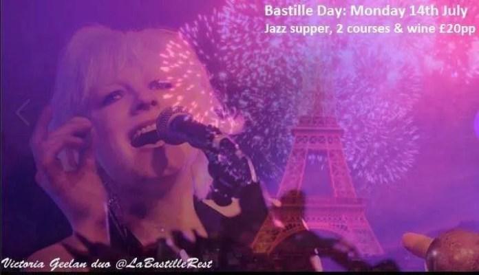 Bastille Day Belfast