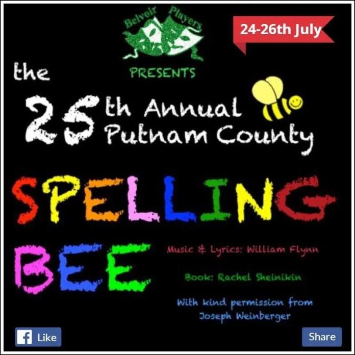 Spelling Bee - Belvoir Players