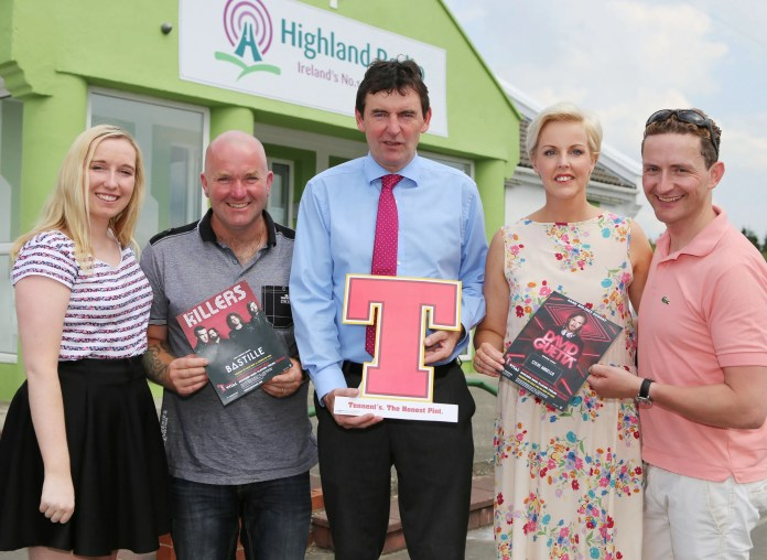 Tennent's Vital Winners to end Summer on a High Note