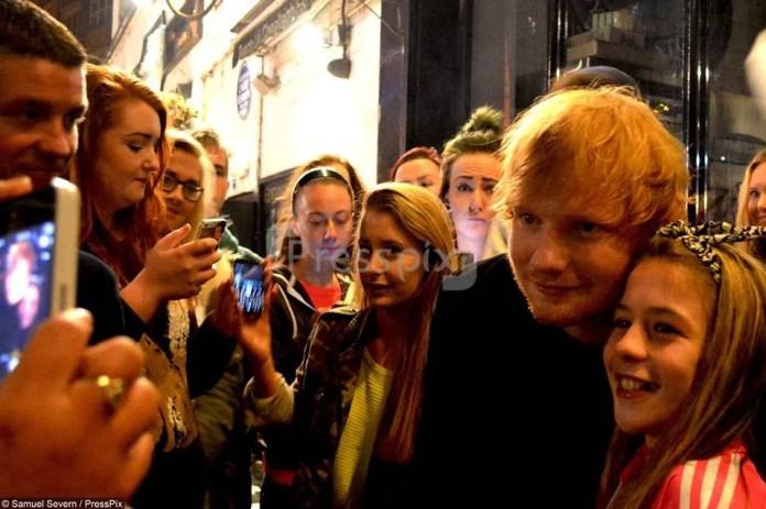Ed Sheeran Belfast