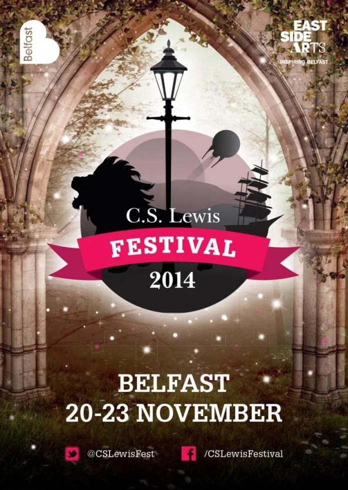 CS Lewis Festival 2014 Programme Cover_0