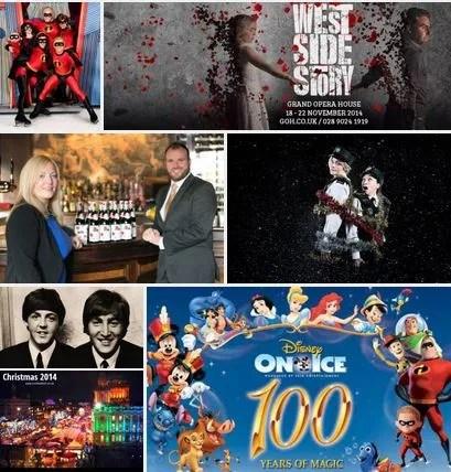 foto de TOP 10 EVENTS THIS WEEKEND IN BELFAST ( 21 23rd NOVEMBER