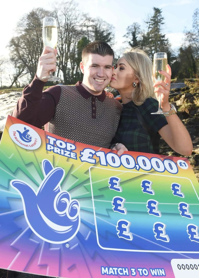 Sion Mills Lottery 2
