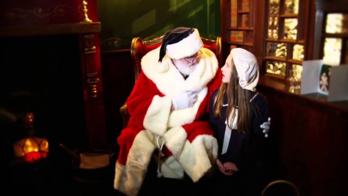 Titanic Belfast's Magical Christmas Experience