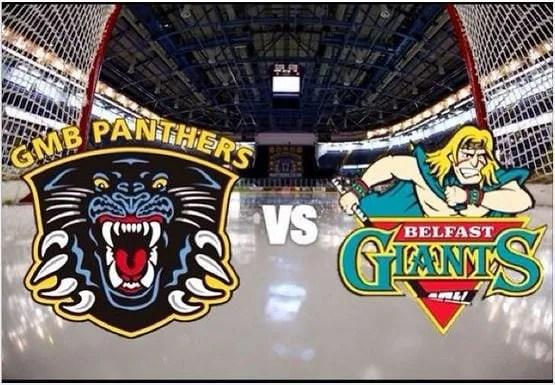 Belfast Giants vs Panthers