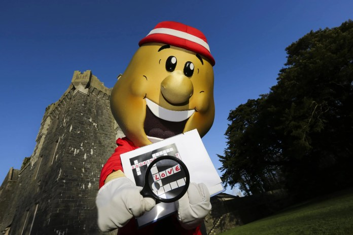 Mr Tayto is looking for love