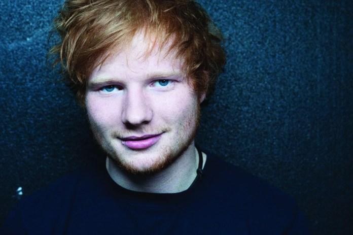 Ed Sheeran image 300dpi