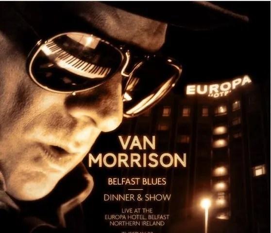 Van Morrison Europa Hotel
