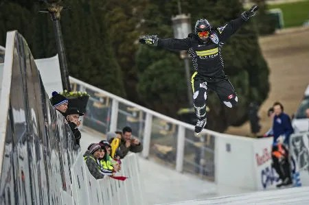 Red Bull Crashed Ice Belfast