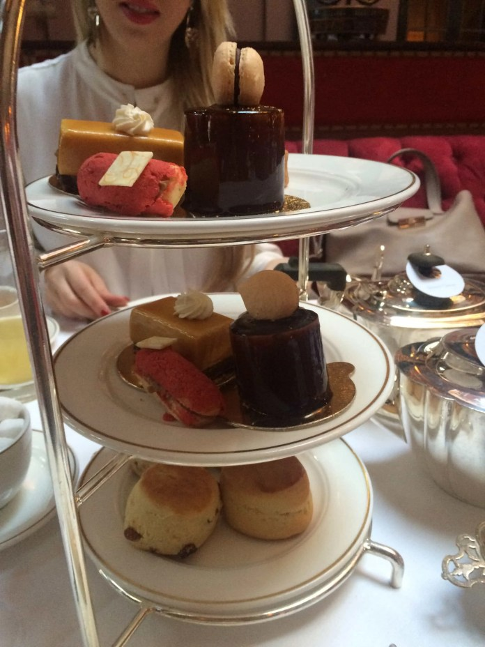 Afternoon Tea Merchant Hotel Belfast