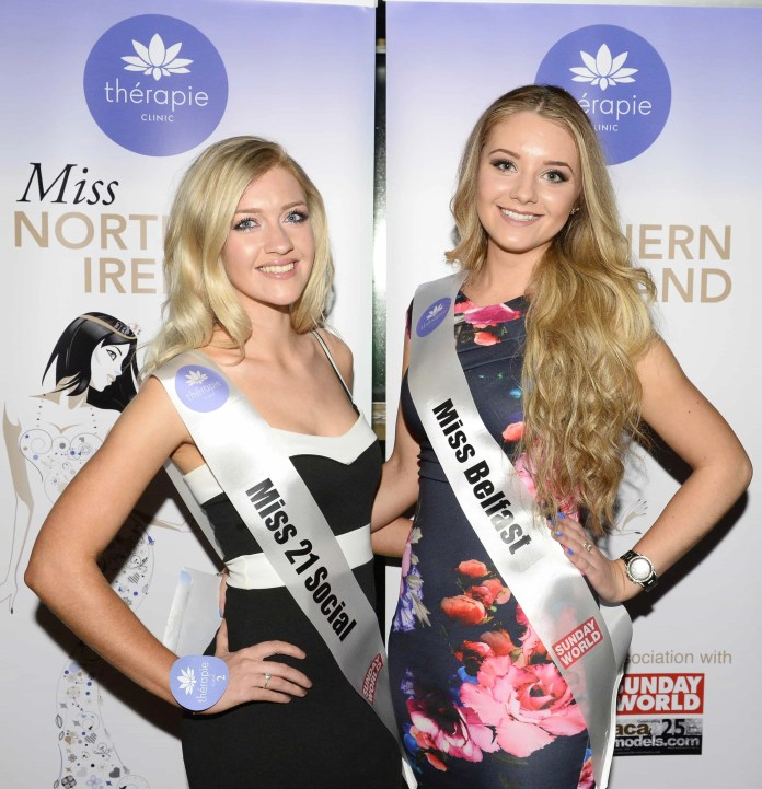 MISS NI HEATS AT 21 SOCIAL PICS MARK MARLOW 2702201509
