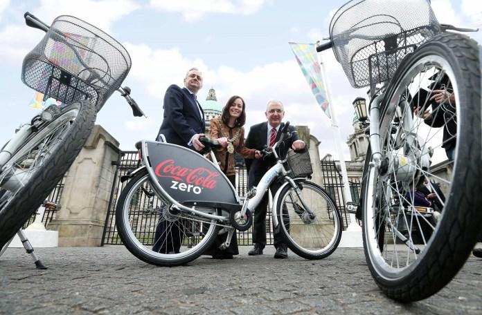 Belfast Bike Scheme