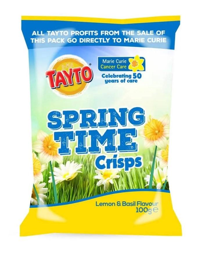 Taytoe Spring Time Crisp