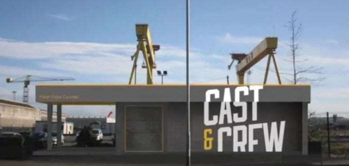 New Cast & Crew Restaurant