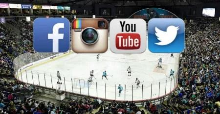 Belfast Giants Social Media