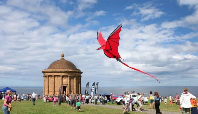 Downhill Demesne Kite Festival 3
