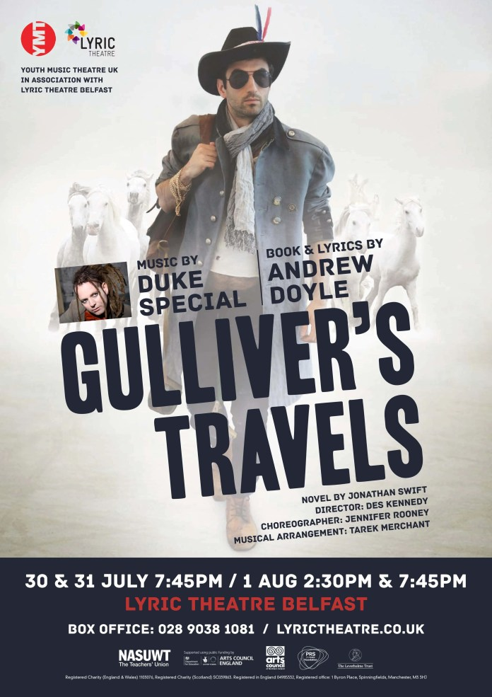 Gulliver's Travels Lyric  Theatre