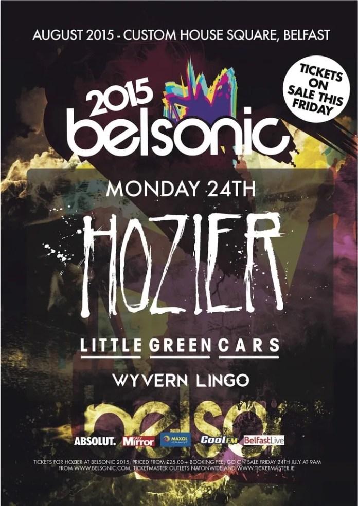 Hozier Belfast