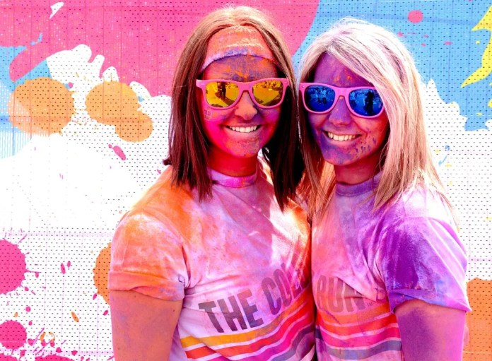 The Color Run Manchester 09