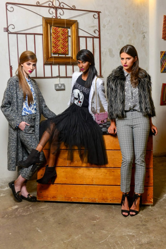 Models Helen, Lauryn and Sheena in the latest looks from Spoilt Belle Boutique, Simply Be @ CastleCourt, Excel Clothing, Warehouse and George at Asda