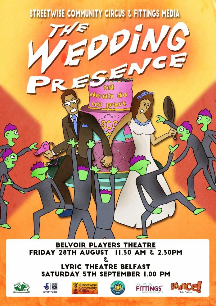 Wedding prescence poster