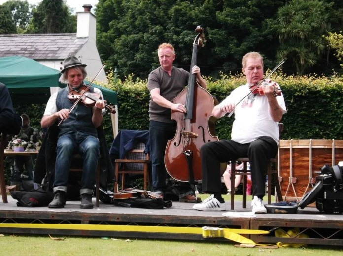 Willie Drennan, Davy Angus , John Trotter