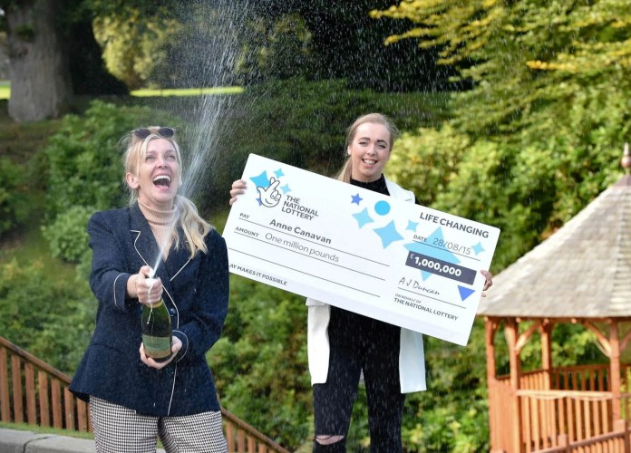 Anne Canavan Lottery Winner #1