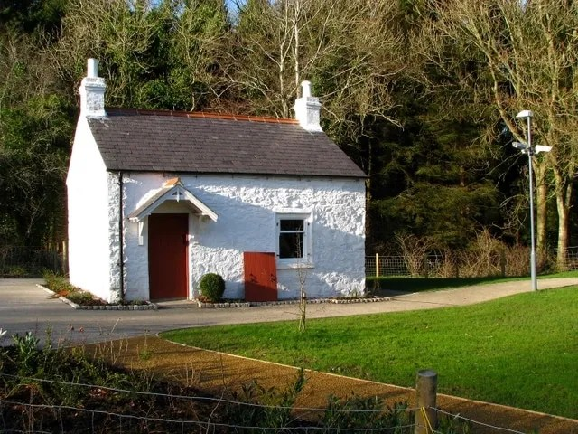 The Lock Keeper's Cottage