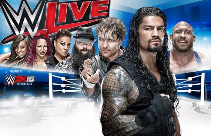 WWE Live Belfast