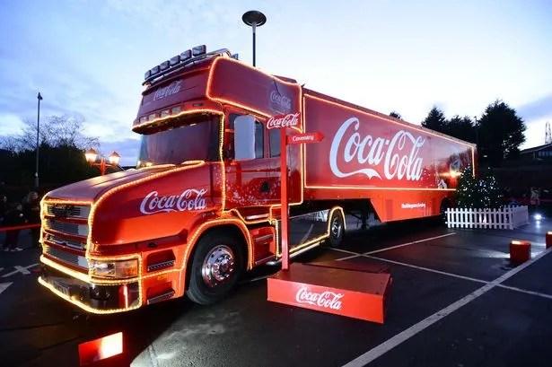 The-Coca-Cola-truck