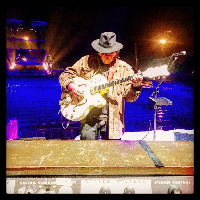 Neil Young Belfast